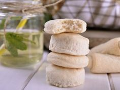 Receta | Bizcochitos salados para el mate - canalcocina.es