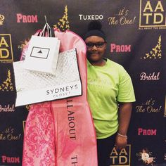 Congratulations Tyamry on purchasing your gorgeous Sydney's Closet formal gownWe appreciate you choosing All About The Dress as your formal go to #allaboutthedress #aatdbeauty #sydneyscloset - http://ift.tt/1HQJd81