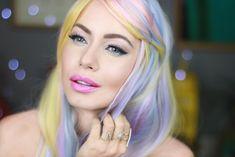 Veja o Tutorial de Maquiagem Katy Perry, essa make ficou linda que a Katy Perry usou no Rock in Rio 2015, acesse agora o blog e confira!
