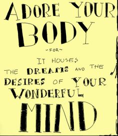 Adore Your Body