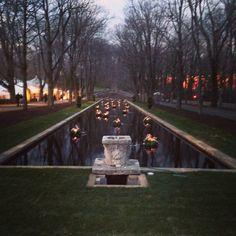 Reflecting pool #mansioninmay #nj #blairsden