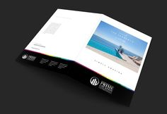 Real Estate Brochure Template by BrandPacks on @creativemarket