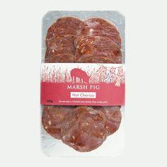 British Hot Chorizo - Artisan Producer