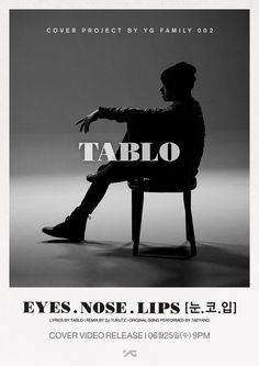 "YG Life Update (140624): ""TABLO – ""EYES, NOSE, LIPS(눈, 코, 입)"" COVER PROJECT BY YG FAMILY 002"""