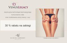 Wrześniowa promocja !  Z przyjemnością informujemy, iż przedłużamy promocję w zakresie zabiegów: - Pelleve - 50 %, - Thermolifting Zaffiro - 30 %, - VENUS LEGACY - 30 %, - MonalisaTouch -30 %.  Wszelkie szczegóły znajdą Państwo na naszej stronie: www.estetic.pl Zapraszamy  https://www.facebook.com/pages/Gabinet-Medycyny-Estetycznej-i-Kosmetologii-Estetic/282616328420111