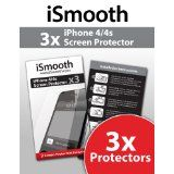 iSmooth iPhone4/iPhone 4S Screen Protector - (3 Pack) (Wireless Phone Accessory) Newest Cell Phones, Iphone 4s, Apple Iphone, Gold Box, Screen Protector, Cell Phone Accessories, Packing, Smooth, Products