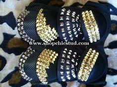 DIY simple studded bra design