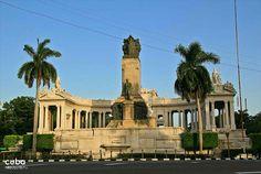 Monumento a Maceo in Vedado