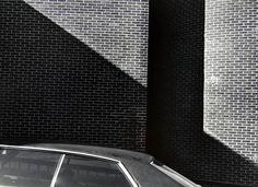 Tom Baril - Car Roof - Brick Wall, NY