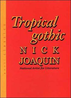 #NickJoaquin #Philippines #literature #magicalrealism