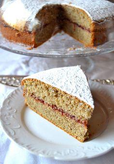 Grano saraceno cake