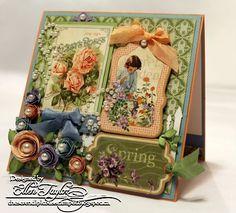 Secret Garden PPSC # 2 by ellentaylor - Cards and Paper Crafts at Splitcoaststampers