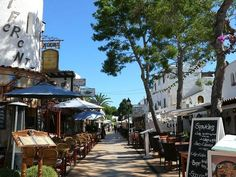 Super gezellig centrum van Cala d'Or! Mallorca