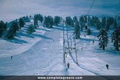 Ski resort of Vasilitsa - Grevena - Grevena - #Greece
