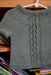 Buy Ravelry: Diamond Panel Pullover pattern by Amy Grace
