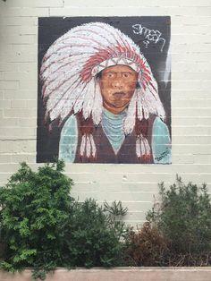#NativesInTheCity