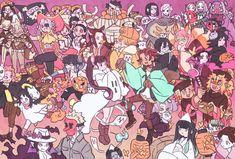 Read Kimetsu No Yaiba / Demon slayer full Manga chapters in English online! Manga Anime, Anime Art, Demon Slayer, Slayer Anime, Anime Angel, Anime Demon, Character Art, Character Design, Gekkan Shoujo