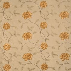 Pattern 02730 in Persimmon is an elegant floral embroidery that can be found in the Lifestyles by Color - Volume III collection. Online Craft Store, Craft Stores, Eaton Square, Trend Fabrics, Joann Fabrics, Floral Embroidery, Fabric Crafts, Printing On Fabric, Vintage World Maps