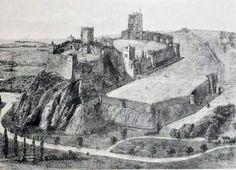 Nottingham castle reconstruction - Nottingham Castle - Wikipedia