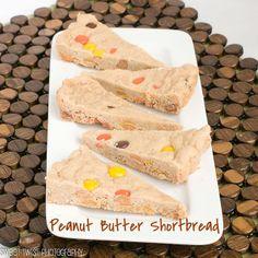 Peanut Butter Shortbread