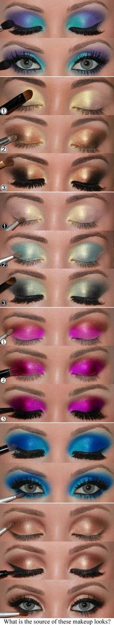 Makeup Tips, Tutorials, Trends & How-To's - Maybelline. Makeup tips, tutorials, and step-by-step how-tos helping you master the latest ... TURN A KILLER CAT EYE INTO AN ON POINT HALLOWEEN MAKEUP LOOK. affiliate link