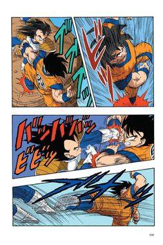 Dragon Ball Full Color - Saiyan Arc Chapter 34 Page 3