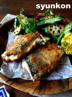 Fish Recipes, Seafood Recipes, Asian Recipes, Healthy Recipes, Saba Fish Recipe, Easy Cooking, Cooking Recipes, Veggie Rolls, Healthy Plate