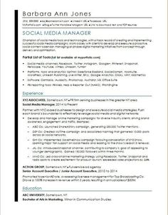 These resume writing tips for a social media manager will get you plenty of shares and likes. Medical Assistant Resume, Manager Resume, Job Resume, Job Cv, Resume Tips, Case Manager, Sales Resume, Assistant Manager, Physician Assistant
