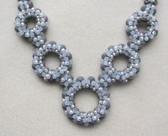 Bling Rings Necklace