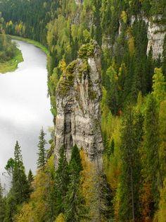 Ural Mountains ~ Sarah B ~