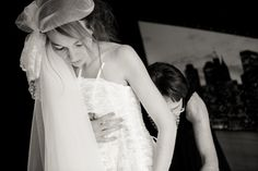 Cécile cute bride
