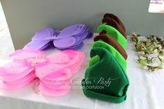 Razzle Dazzle Party Box: Themed Birthday Party: Fairy Garden Party