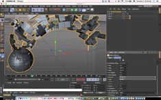 Cinema4d Tutorial_Thinking Particle_ TP Pblurb (시네마4D 싱킹파티클 강좌)