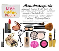 The Grace Catcher: Makeup 101: The Basic Make Up Kit-goodies that every Make up buffs should have