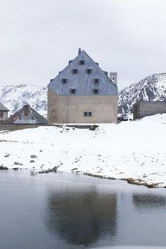 St. Gotthard _ Altes Hospiz – Miller Maranta