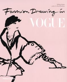 Fashion Drawing in VOGUE 2