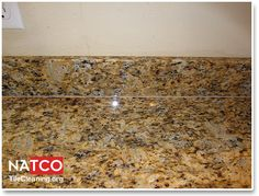 Granite Countertop After Recaulking Countertops Home Remes Worktops Counters