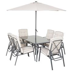 Garden Dining Set, Outdoor Dining Set, Dining Table, Outdoor Decor, Dining Room, Bistro Set, Al Fresco Dining, Steel Frame, New Homes