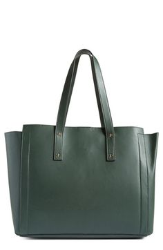Ivanka Trump  Soho  Leather Tote available at  Nordstrom Ivanka Trump b90139f15dbc3