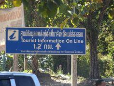 Find your tourist information online after 1.2 KM!