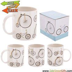 Mug for people who love Cycling. #Cycling #Bikes #Mugs