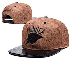 NBA Clean Up Cap One Size Fits All Oklahoma City Thunder Hats >>> Visit the image link more details.