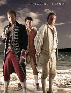 Rupert Penry-Jones - Treasure Island