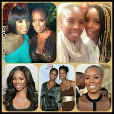 Tasha Smith and Sidra Smith