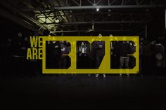 We are #BVB
