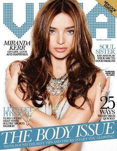 Miranda Kerr for Viva Magazine - January 2013