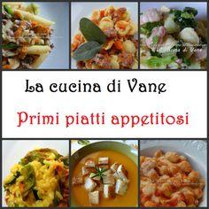 Ricettario gratuito primi piatti appetitosi