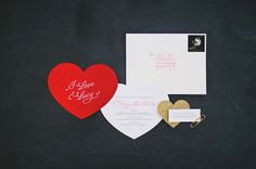 """Oh So Beautiful Paper: Ariel's DIY """"I Love Lucy"""" Baby Shower Invitations"""