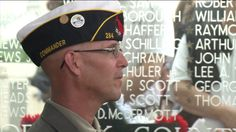 The holiday marked the 60th annual ceremony to honor those who have served.