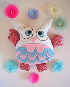 Hey, I found this really awesome Etsy listing at https://www.etsy.com/listing/173441168/owl-pillow-toy
